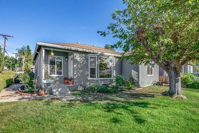 Reseda Single Family Home For Sale: 6470 Newcastle Avenue