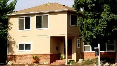 Los Angeles County Single Family Home For Sale: 12205 Hammack Street