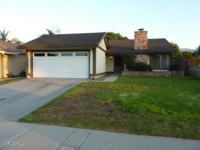 Camarillo Single Family Home For Sale: 5608 Cherry Ridge Drive