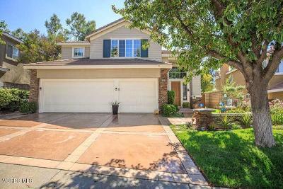 Valencia Single Family Home For Sale: 23510 Hearthside Court