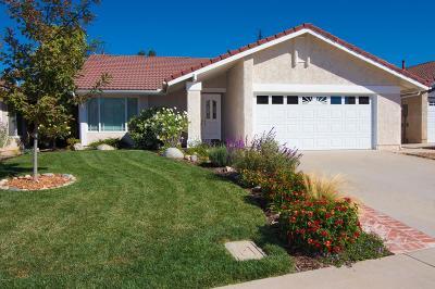 Moorpark Single Family Home For Sale: 13671 Laurelhurst Road