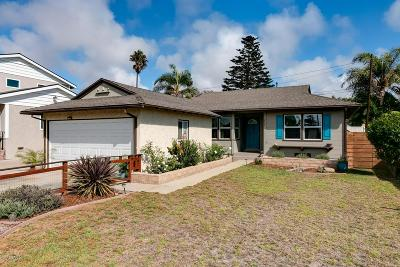 Ventura Single Family Home For Sale: 252 South Joanne Avenue