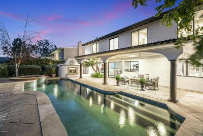 Westlake Village Single Family Home Sold: 950 Brightstone Court