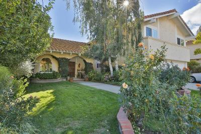 Westlake Village Single Family Home Sold: 2058 Lindengrove Street