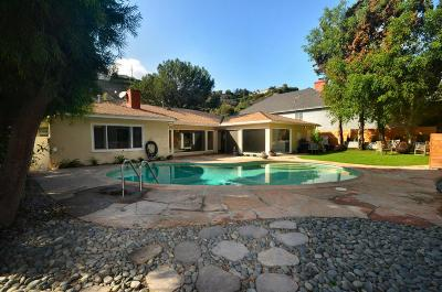 Single Family Home For Sale: 2282 Coldwater Canyon Drive