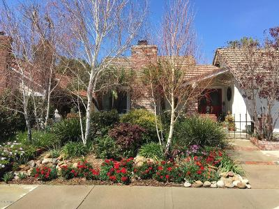 Thousand Oaks Single Family Home For Sale: 2849 Shelter Wood Court