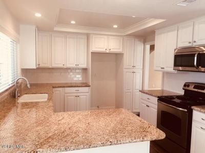 Westlake Village Single Family Home Sold: 2366 Leeward Circle