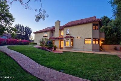 Westlake Village Single Family Home For Sale: 4639 Rayburn Street