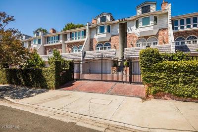 Woodland Hills Rental For Rent: 5846 Topanga Canyon Place #9