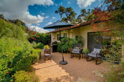 Ojai Condo/Townhouse Active Under Contract: 410 Church Road #55
