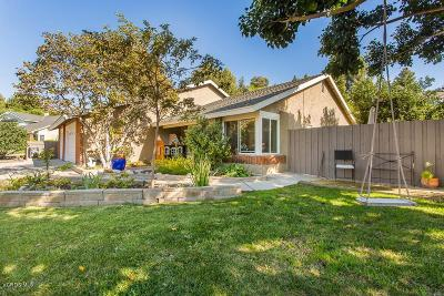 Thousand Oaks Single Family Home For Sale: 460 Phlox Court