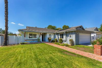 Agoura Hills Single Family Home For Sale: 5897 Wheelhouse Lane