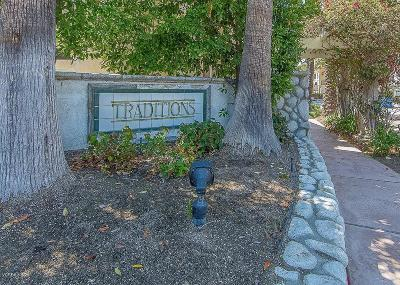 Moorpark Condo/Townhouse For Sale: 11536 Countrycreek Court