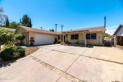 Simi Valley Single Family Home For Sale: 989 Planetree Avenue