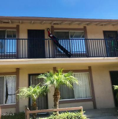 Oxnard Condo/Townhouse For Sale: 1920 North H Street #252