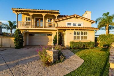 Camarillo Single Family Home For Sale: 603 Corte Estrella
