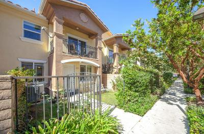 Thousand Oaks Condo/Townhouse For Sale: 2351 Chiquita Lane