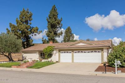Thousand Oaks Single Family Home For Sale: 9 Fallen Oaks Drive