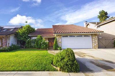 Newbury Park Single Family Home For Sale: 869 Cayo Grande Court