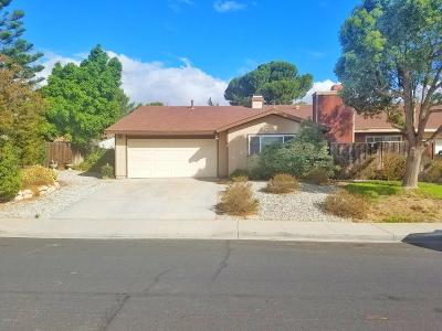 Moorpark Single Family Home For Sale: 14899 Marquette Street