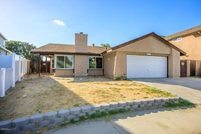 Simi Valley Single Family Home For Sale: 2213 Century Place