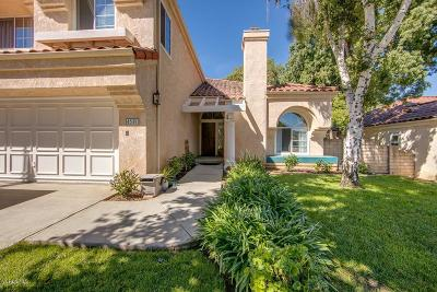 Moorpark Single Family Home For Sale: 4591 Fern Valley Court