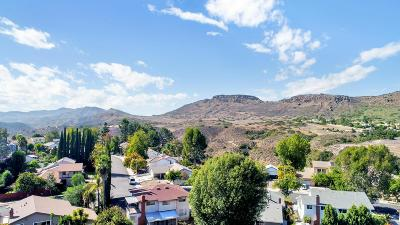 Thousand Oaks Single Family Home For Sale: 2735 North Granvia Place