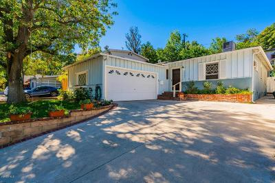 Woodland Hills Single Family Home For Sale: 5223 Tendilla Avenue