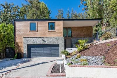 Woodland Hills Single Family Home For Sale: 21807 Lopez Street