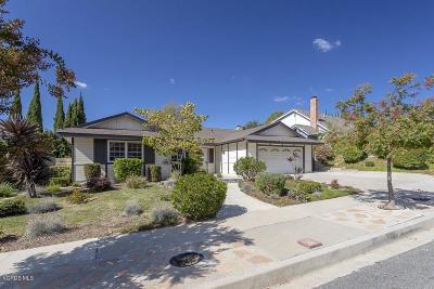 Thousand Oaks Single Family Home For Sale: 75 Lucero Street