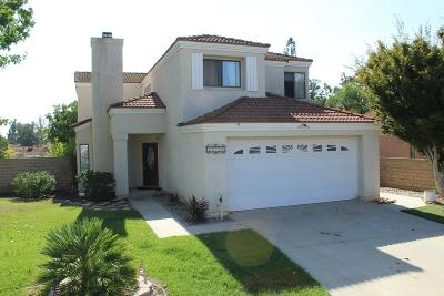 Moorpark Single Family Home For Sale: 15366 Mahan Court