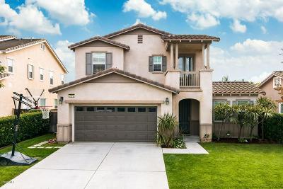 Camarillo Single Family Home For Sale: 3076 White Rock Road