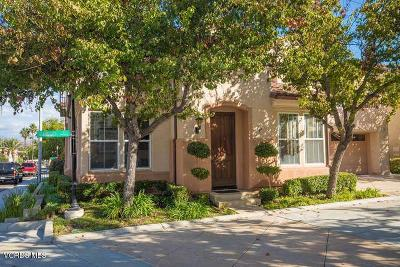 Moorpark Condo/Townhouse Active Under Contract: 11871 Emilio Court