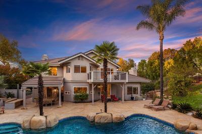 Moorpark Single Family Home For Sale: 11618 Chestnut Ridge Street