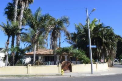 Ventura Single Family Home For Sale: 872 Arbor Avenue
