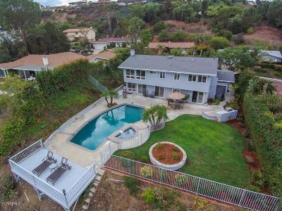 Woodland Hills Single Family Home Sold: 6138 Rod Avenue