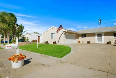 Simi Valley Single Family Home For Sale: 1867 Moore Street