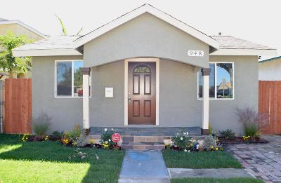 Los Angeles Single Family Home For Sale: 948 East 111th Drive