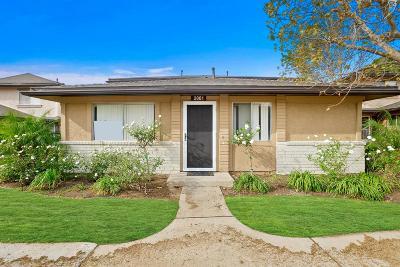 Simi Valley Condo/Townhouse For Sale: 2061 North Avenida Refugio #1