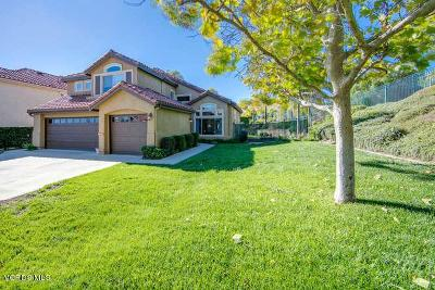 Simi Valley Single Family Home For Sale: 794 Cranmont Court