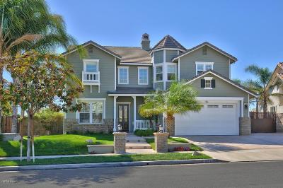 Simi Valley Single Family Home For Sale: 4932 Corral Street