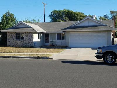 Camarillo Single Family Home For Sale: 2756 East Landen Street