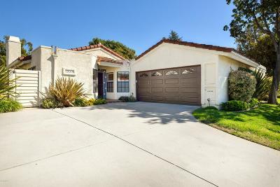 Camarillo Single Family Home For Sale: 2290 Avenida San Antero