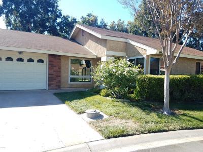Camarillo Single Family Home For Sale: 16315 Village 16