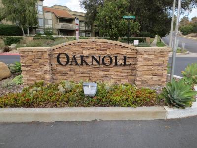 Thousand Oaks Condo/Townhouse For Sale: 348 Chestnut Hill Court #23