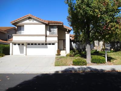 Moorpark Single Family Home For Sale: 12531 Spring Creek Road