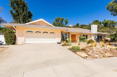 Thousand Oaks Single Family Home For Sale: 1431 Oberlin Avenue