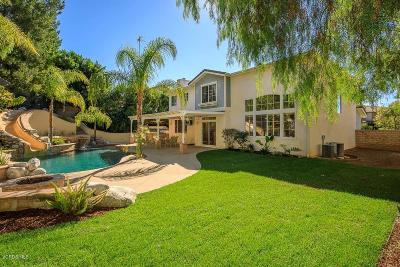 Simi Valley Single Family Home For Sale: 686 Cinnabar Place
