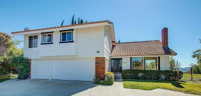 Thousand Oaks CA Single Family Home Sold: $877,000