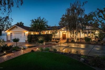 Thousand Oaks Single Family Home For Sale: 823 Waverly Heights Drive